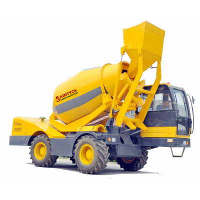 4.0m3 Automatic Self-loading Concrete Mixer