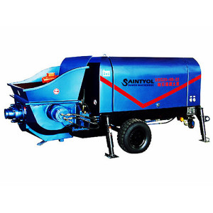20m3/hr Trailer Concrete Pump With Diesel or Electric Power
