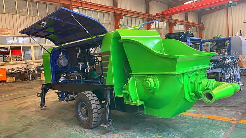 8m3/hr Wet Concrete Spraying Machine, Shotcrete Pump