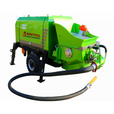 8m3/hr Wet Concrete Spraying Machine, Shotcrete Pump