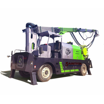 20m3/hr Wet Concrete Robot Spraying Machine, Shotcrete Pump