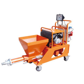 2m3/hr Mortar and Putty Spraying Machine, 150m2/hr Plastering Machine