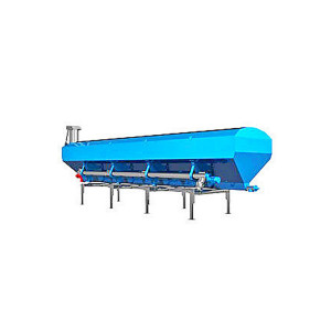 20 Ton, 40 Ton Low Profile Horizontal Silo, Cement Silo