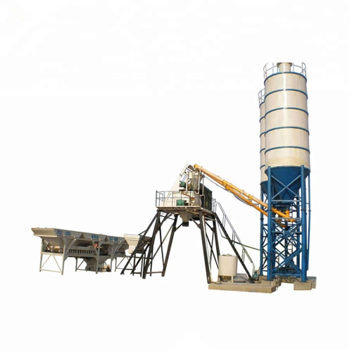 Stationary Fixed Batching Plant, Ready Mixed Concrete Batching Plant