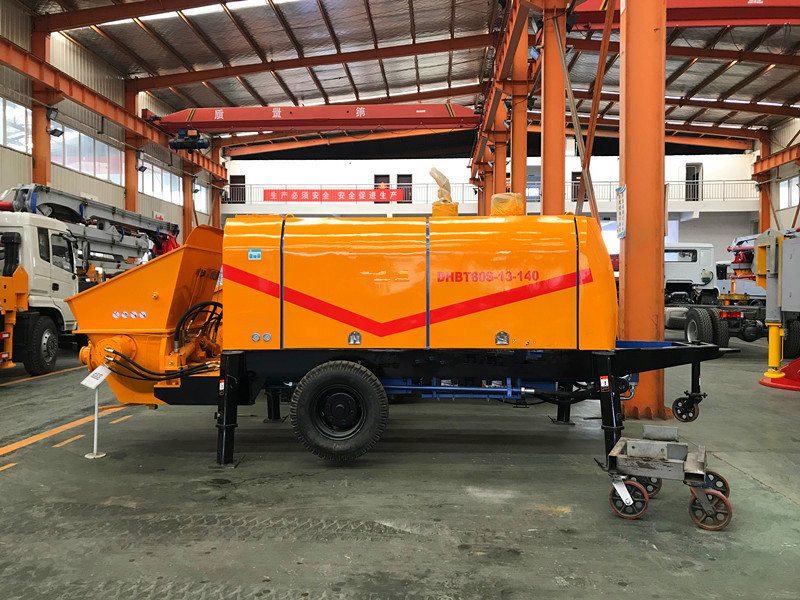 high pressure concrete pump china