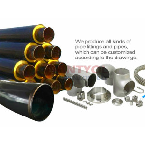 Concrete pump hose end and valve fabric reinforced and steel reinforced hose