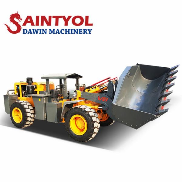 ZL928 2 Ton Low Profile Side Dumping Underground Wheel Loader