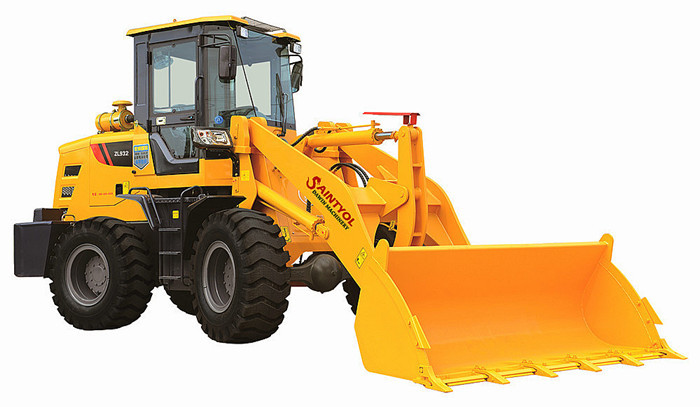 5.0 ton front end wheel loader china