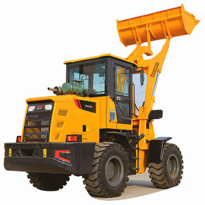 ZL926C 1.6 Ton 4.2m Length Arm Wheel Loader