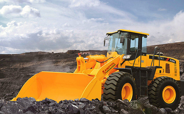 2.5 ton front end high quality wheel loader