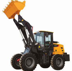 Smaller ZL918E Front End Wheel Loader, Mini Payloaders