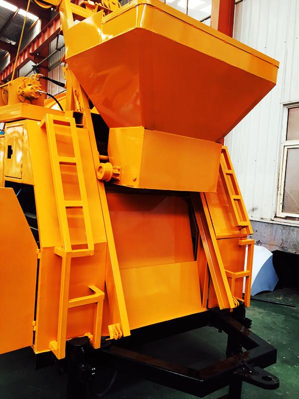 concrete mixer pump diesel engine