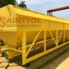 35 ton new design low profile horizontal silo shipped to New Zealand