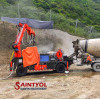 Which manufacturer of wet concrete spray machine is better? What are the advantages of wet spray machine manufacturers?