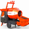 Several problems to be paid attention to in the use of trailer concrete mixing pump