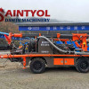 Tunnel concrete wet spraying machine is widely used in tunnel construction