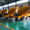 The correct operation method steps of self-loading concrete mixer truck