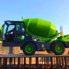 Saintyol DAWIN Self-Loading Mixer——A weapon for mountain construction, your choice for getting rich