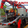 How to reduce the blockage of concrete pump