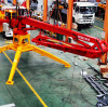 Is the concrete placing boom machine needed to be cleaned when it is used up or no ?