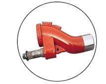 concrete pump s valve