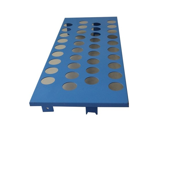 Wholesale Perforated punching hole aluminum material fencing panels