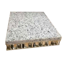 Honeycomb sandwich aluminum panels