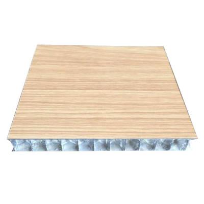 Honeycomb sandwich aluminum composite ACP panels