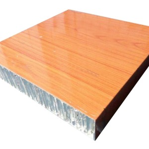 Multipurpose Aluminum honeycomb composite panels