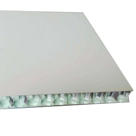 1/2 Aluminum honeycomb stone panels for villa