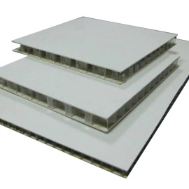aluminium honeycomb cladding composite panels with marble stone surface