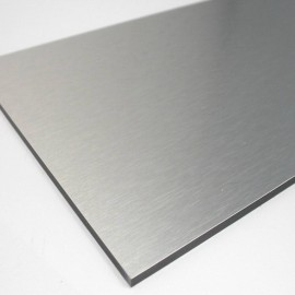 Sustainability Silver color Mirror finish Alucobond composite panels