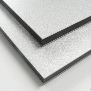 Aluminum face  composite architectural panels for exterior cnc