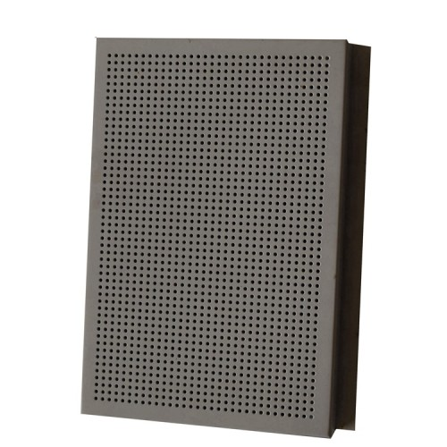 plaza design exterior wall panels/2.5mm thickness aluminum plate/easy installation hanging sheets