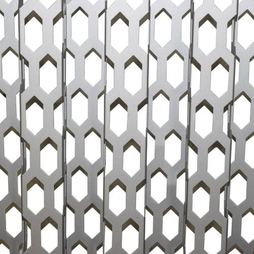 汽车4S店墙面装饰铝单板