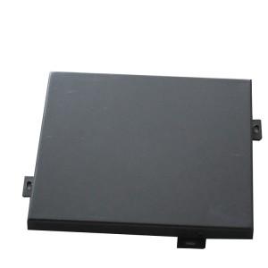 深银灰幕墙装饰铝单板