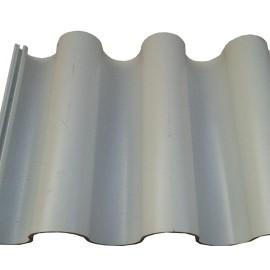 Corrugated cladding aluminum roof panels