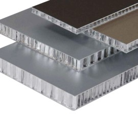 exterior aluminum honeycomb panels and sheets for floor
