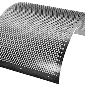 perforated metal sheet series facade wall decoration