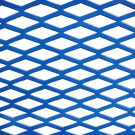 Galvanized  hexagon perforated sheet metal grilles net