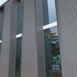 Perforated custom background wall/Hotel aluminum perforated screen/Punching shape sheets