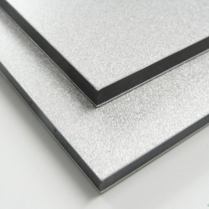 composite aluminum panels for ceiling corner bondings