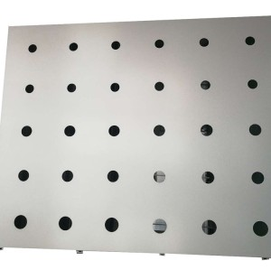 Anti-oxidation ceiling /Subway station exit aluminum panels /Close-fitting decorative wall decoration plate