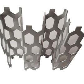 阳极氧化奥迪/长城4s 店 门头装饰铝单板