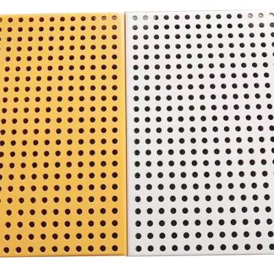 冲孔铝板/快速路声屏障 /降噪板