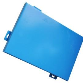 2.5mm thick aluminum panels Special shaped aluminum plate Fluorocarbon custom aluminum veneer