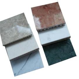 Stone surface aluminum tiles plate for villa decoration
