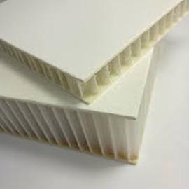 Aluminum honeycomb core/fiber faces/floor honeycomb panel/FRP for Transporation