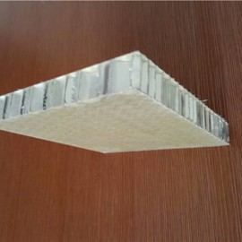 Aviation honeycomb core/ sandwich panels in buildings/aluminum honeycomb panels with fiber face