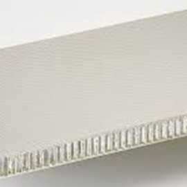 ALUMINUM HONEYCOMB PANEL / FIBERGLASS / FOR THE BUILDING INDUSTRY